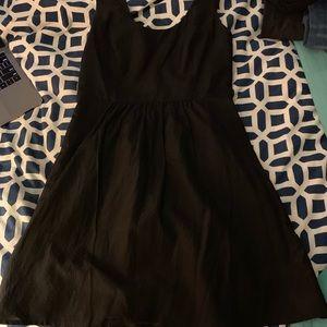 Formal Black Vineyard Vines Dress